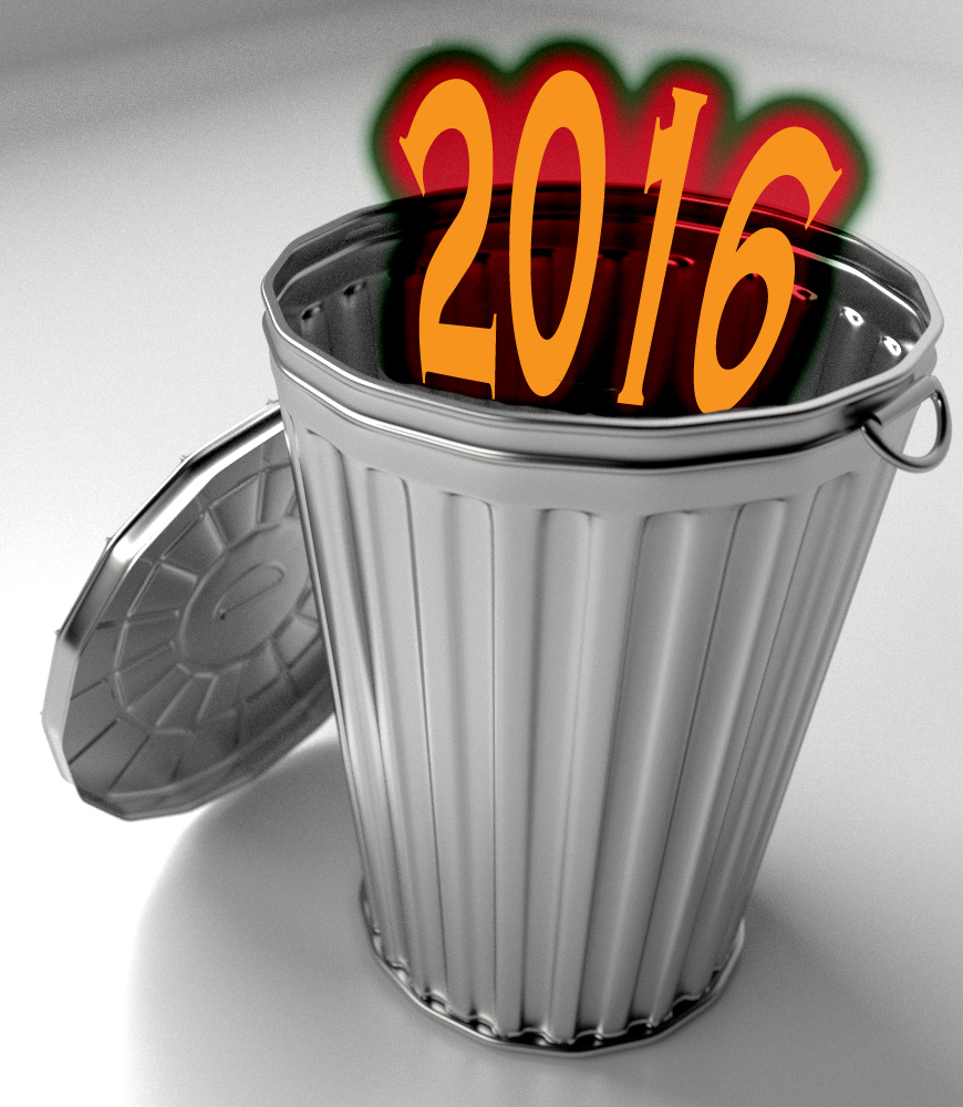 Clean Up New Year